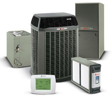 Chandler hvac products
